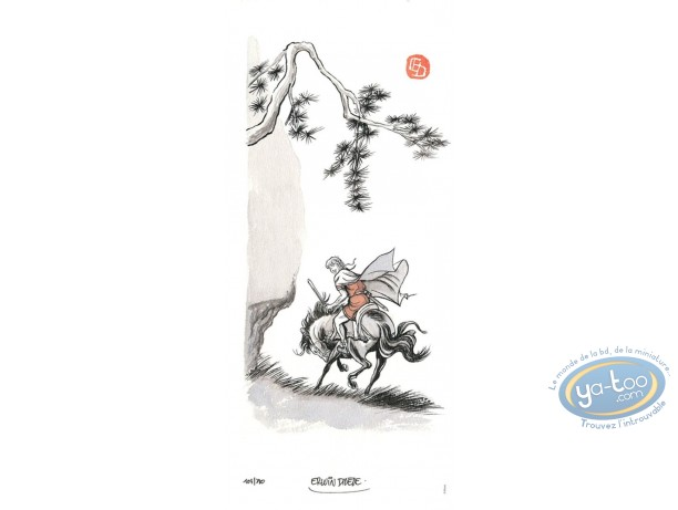 Bookplate Offset, Alix : Alix in China