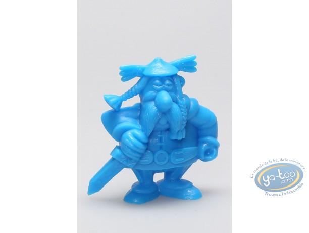 Plastic Figurine, Astérix : Mini Vitalstatistix (blue)