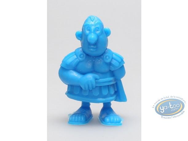 Plastic Figurine, Astérix : Mini Centurion Tullius Mordicus (blue)
