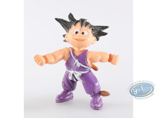Plastic Figurine, Dragon Ball : Son Gokû