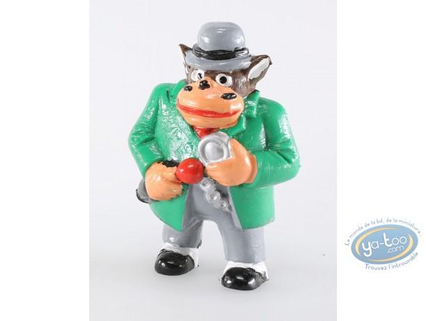 Plastic Figurine, Sherlock Holmes : Commissaire Lestrade