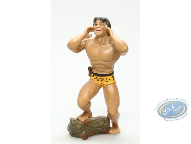 Plastic Figurine, Tarzan : Tarzan