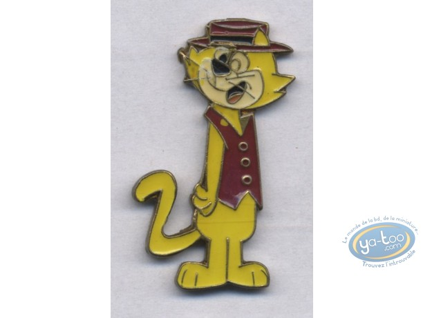 Pin's, Top Cat : Pin's, Top Cat