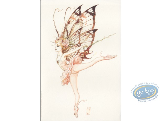 Offset Print, Féerie : Dancer
