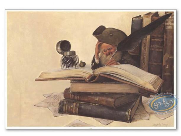 Offset Print, Féerie : Goblin on books