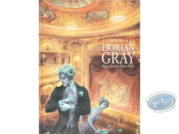 European Comic Books, Dorian Gray : Dorian Gray