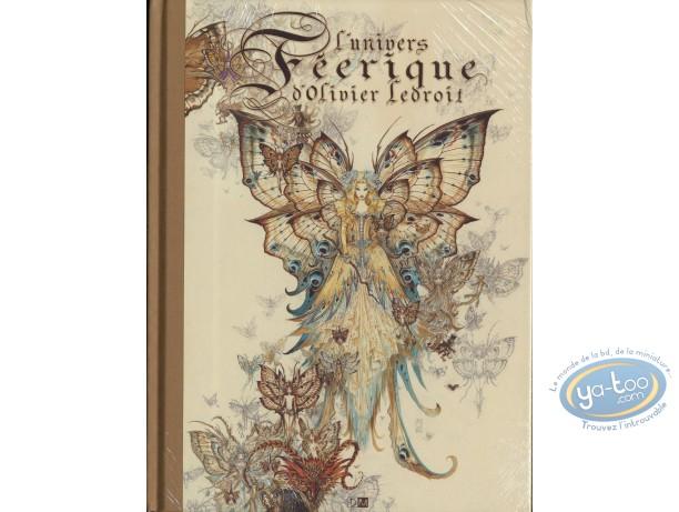 Album, Univers Féérique (L') : L'univers Féérique d'Oliver Ledroit