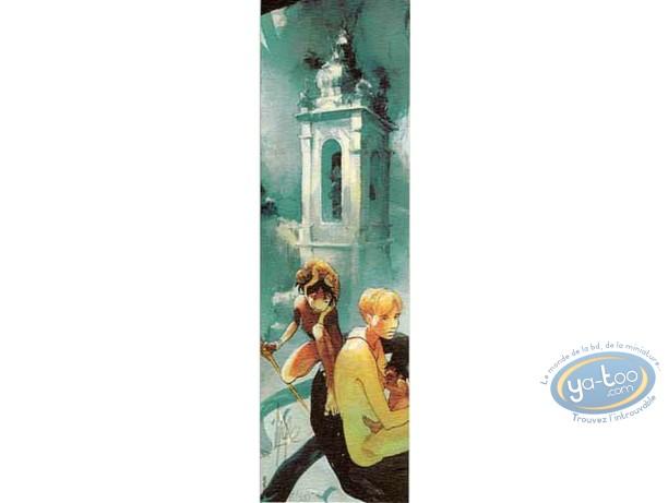 Offset Bookmark, Terre Sans Mal (La) : Church