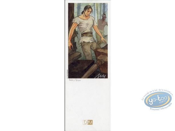Offset Bookmark, Eté Indien (L') : Man