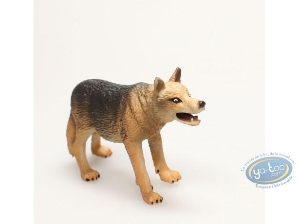Plastic Figurine, Animaux : Wolf
