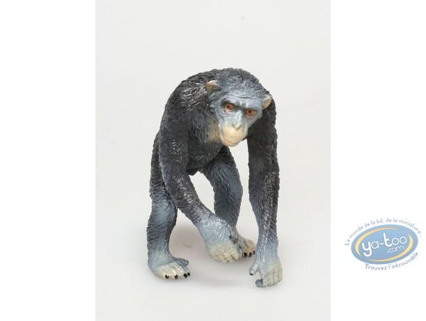 Plastic Figurine, Animaux : Chimpanzee