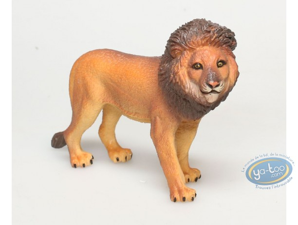 Plastic Figurine, Animaux : Lion