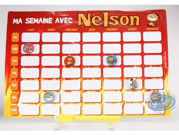 Toy, Nelson : Toy for children, Nelson : Your magnetic diary