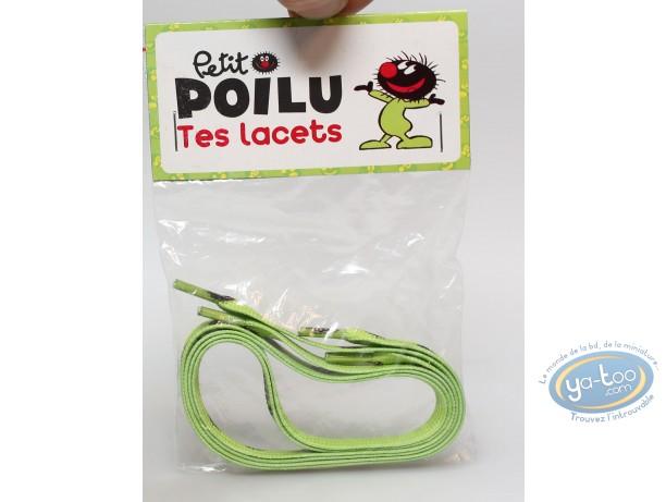 Toy, Petit Poilu : Toy for children, Petit poilu : Laces