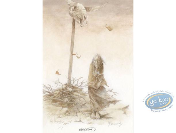 Bookplate Offset, Chasseurs de l'Aube (Les) : Totem