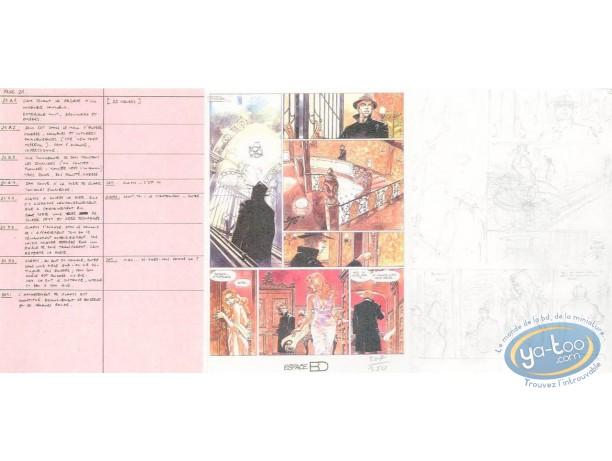Offset Print, Liens de Sang : Blood Ties