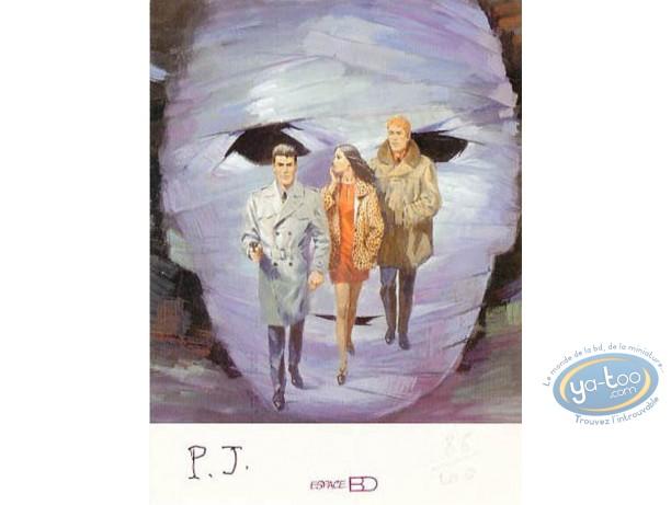 Bookplate Offset, Bob Morane : Bob Morane