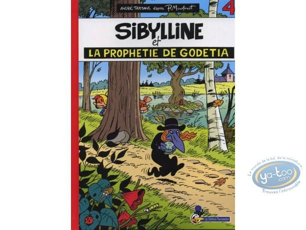 Reduced price European comic books, Sibylline : Vol. 4 - La prophetie de Godetia