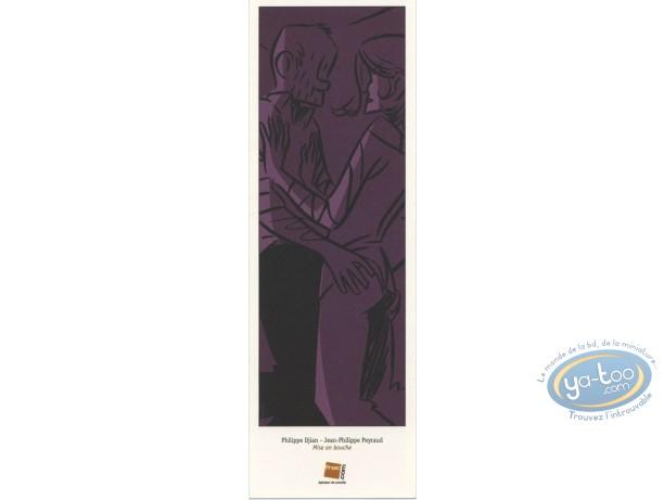 Bookplate Offset, Mise en Bouche : Mise en bouche
