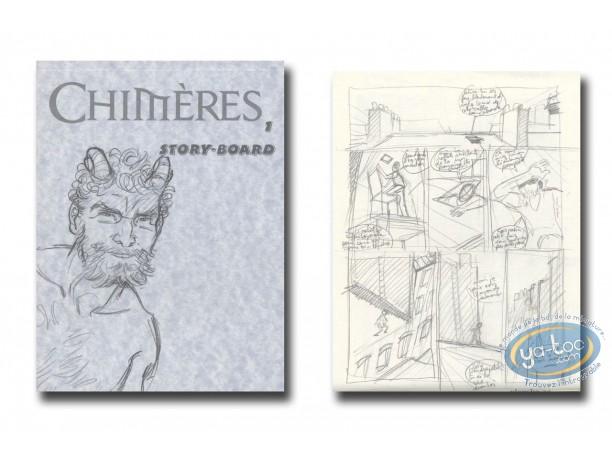 Sketchbook, Chimères : Story Board