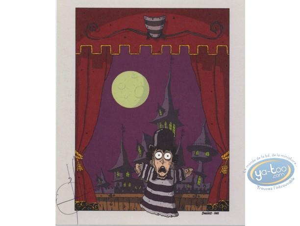 Bookplate Offset, Phalansters du Bout du Monde (Le) : Puppet Theatre