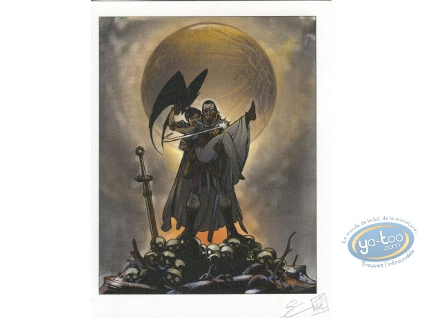 Bookplate Offset, Anachron : Angry