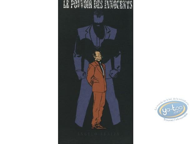 Bookplate Offset, Pouvoir des Innocents (Le) : Angelo