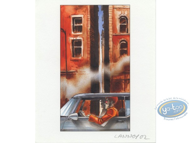 Bookplate Offset, Chewing Gum : Bronx