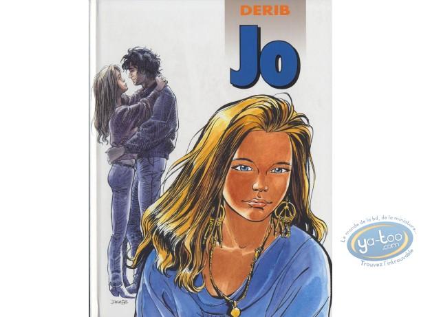 Reduced price European comic books, Jo : Jo