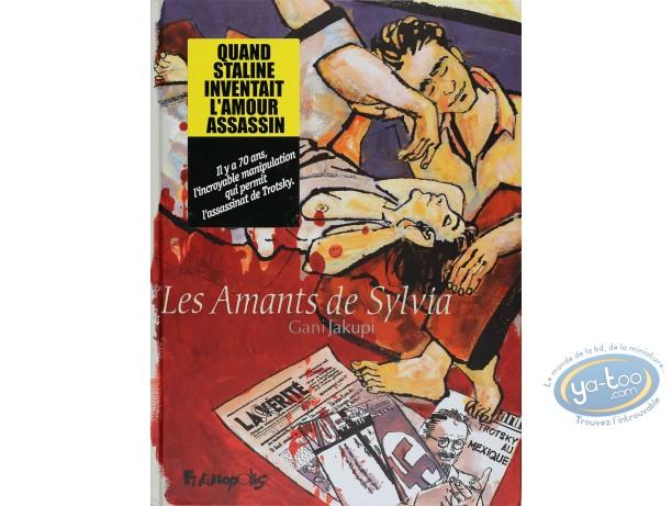 Used European Comic Books, Amants de Sylvia (Les) : Jakupi, Les Amants de Sylvia