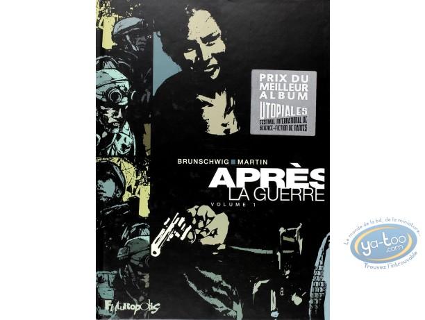 Used European Comic Books, Après la Guerre : Après la guerre