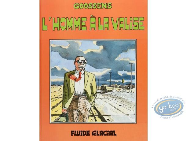 Listed European Comic Books, Homme à la Valise (L') : L'Homme à la Valise