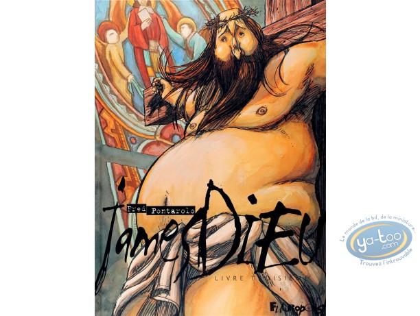 Used European Comic Books, James Dieu : Livre Troisieme