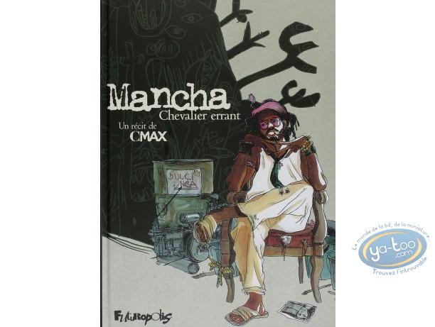 Used European Comic Books, Mancha Chevalier Errant : Mancha chevalier errant