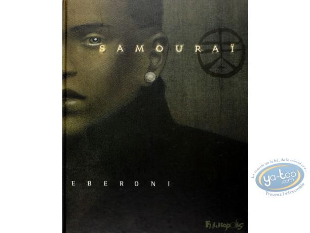 Used European Comic Books, Samouraï : Samouraï