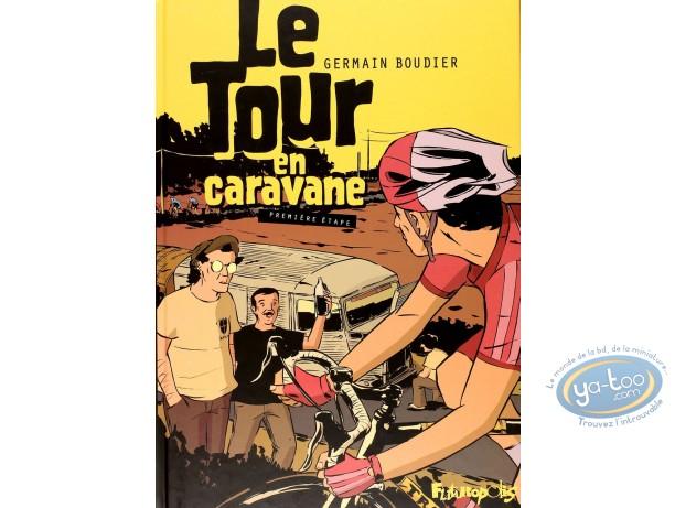 Used European Comic Books, Tour en caravane (Le) : Premiere etape