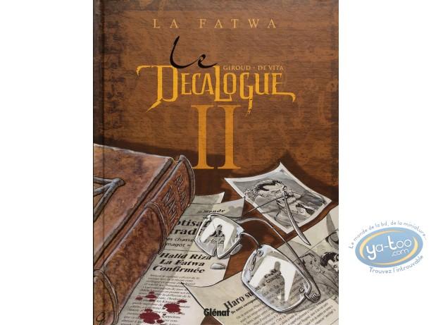 Listed European Comic Books, Décalogue (Le) : La Fatwa