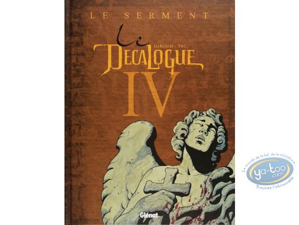 Listed European Comic Books, Décalogue (Le) : Le Serment