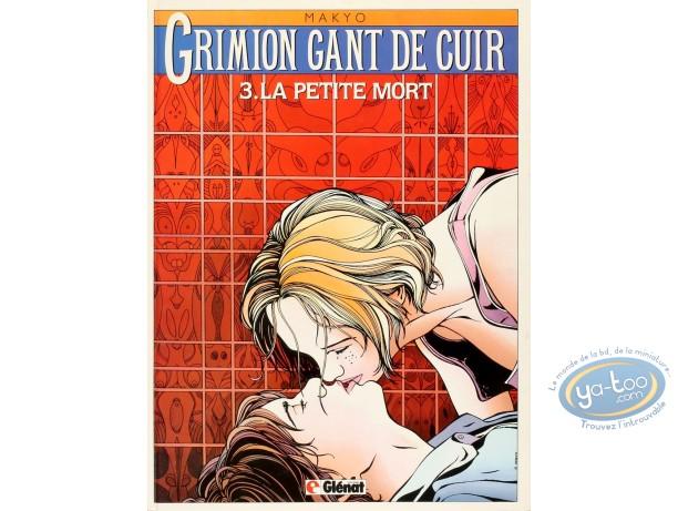 Listed European Comic Books, Grimion Gant de Cuir : Grimion Gant de Cuir