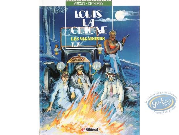 Listed European Comic Books, Louis la Guigne : Les Vagabonds
