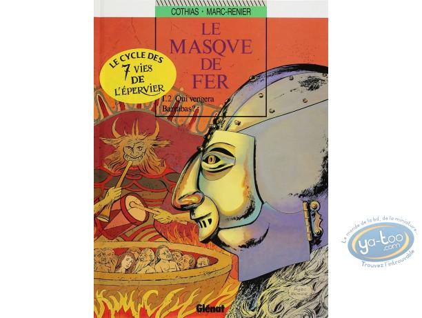 Listed European Comic Books, Masque de Fer (Le) : Qui vengera Barrabas