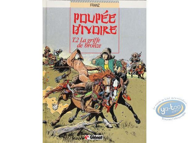 Listed European Comic Books, Poupée d'Ivoire : La griffe de bronze
