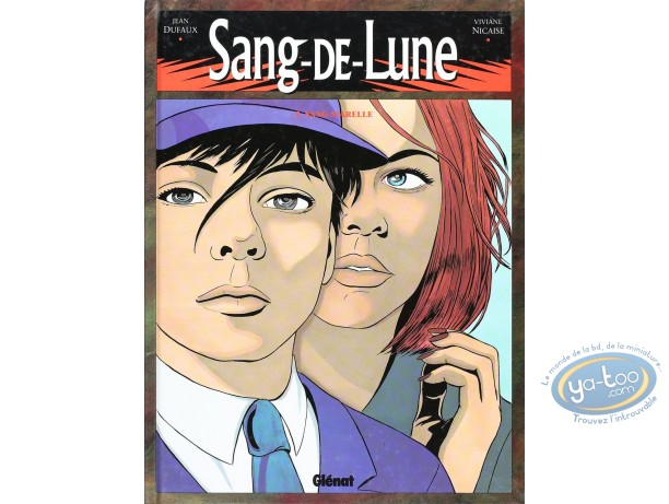 Listed European Comic Books, Sand de Lune : Sang-Marelle (good condition)