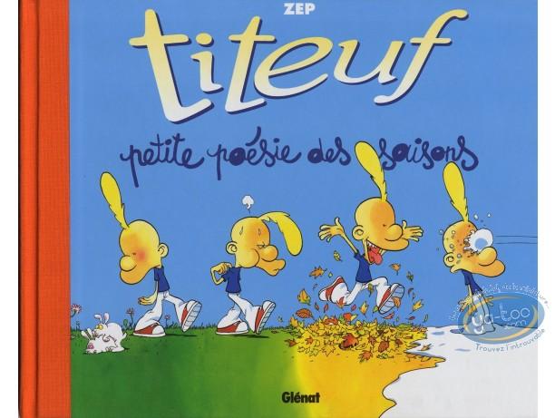 Used European Comic Books, Titeuf : Petite poésie des saisons