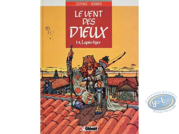 Listed European Comic Books, Vent des Dieux (Le) : Lapin-Tigre (very good condition)