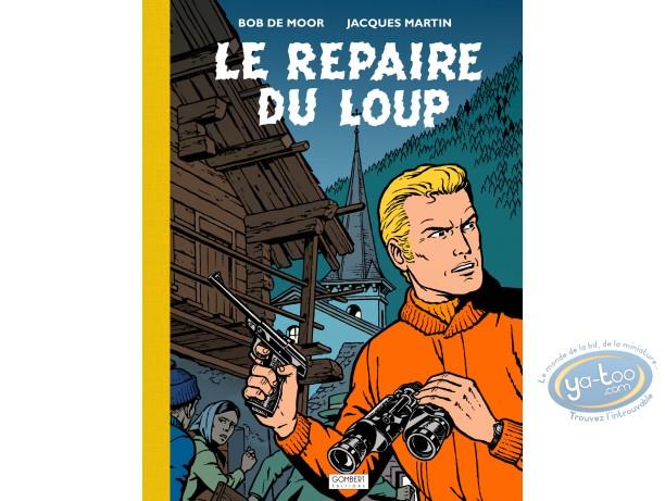 Deluxe Edition, Lefranc : Le Repaire du Loup
