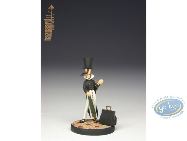 Metal Figurine, Nef des Fous (La) : Prince Putative - Black Tower
