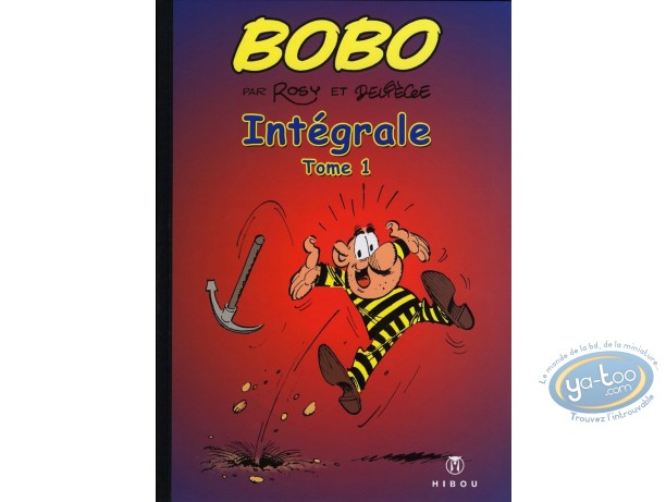 Limited First Edition, Bobo : Complete edition