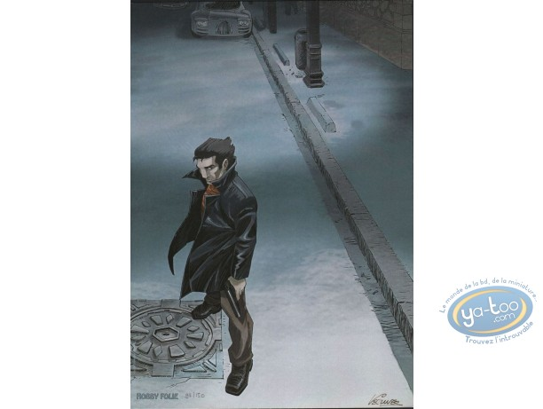 Bookplate Offset, Phenomenum : In the Street