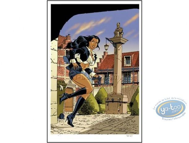 Offset Print, Eternels (Les) : Mira running